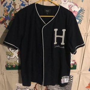 Huf baseball jersey